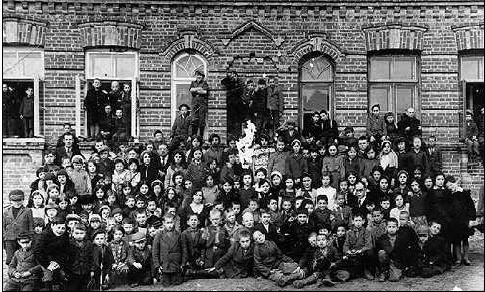 Jews of Merkinė