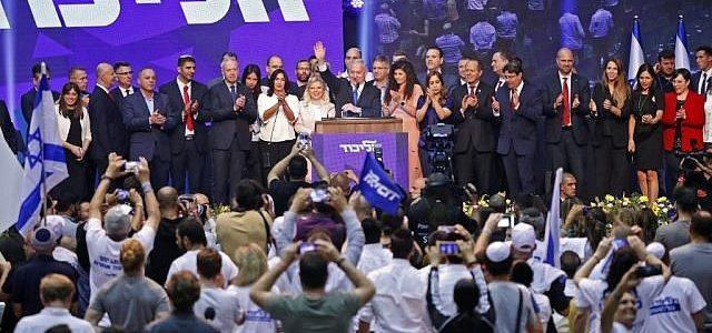 Izraelio rinkimų rezultatai dar nėra aiškūs