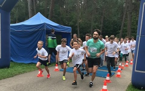 Smagus FUN RUN bėgimas 2019