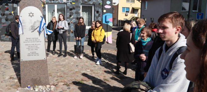 Lietuvos žydų genocido aukų atminties diena
