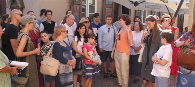 Panevėžio žydai dalyvavo Europos žydų kultūros dienos renginiuose Vilniuje