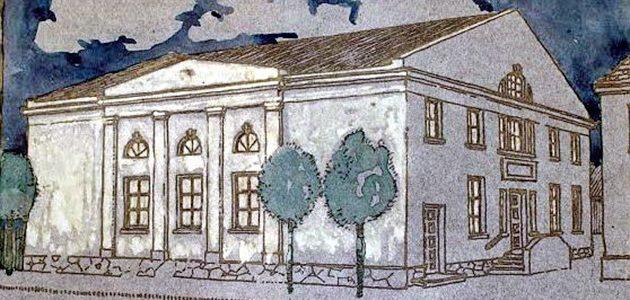Mažeikiuose įamžinta sinagogos vieta