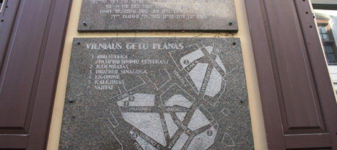 День памяти жертв геноцида евреев снова вызвал дискуссии об исторической памяти в Литве