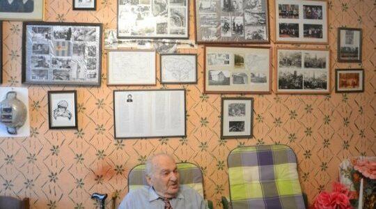 Netekome Moisiejaus Preiso, išgyvenusio tris  Holokausto koncentracijos stovyklas