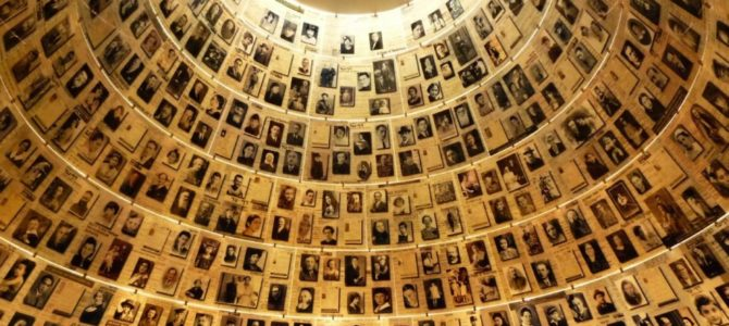 Приглашаем в Вильнюсскую Хоральную синагогу на чтение имен жертв Холокоста – узников Вильнюсского гетто