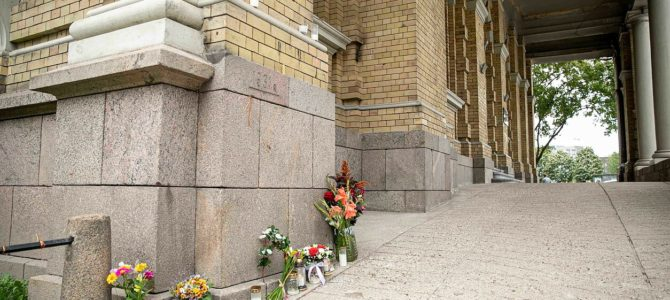 Утверждение «Президент Литвы: решение мэра Вильнюса снять доску Норейке раскололо общество» противоречит исторической правде