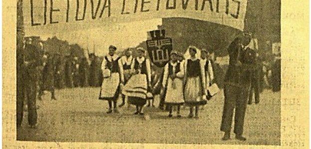 """Фотофакты: довоенный еженедельник """"Verslas"""" (Бизнес) обильно «удобрял» почву событий 1941-го"""