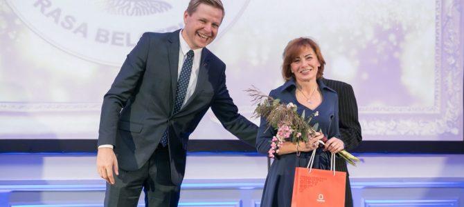 Vilnius Mayor Remigijus Šimašius Awards Best Teachers of the Year