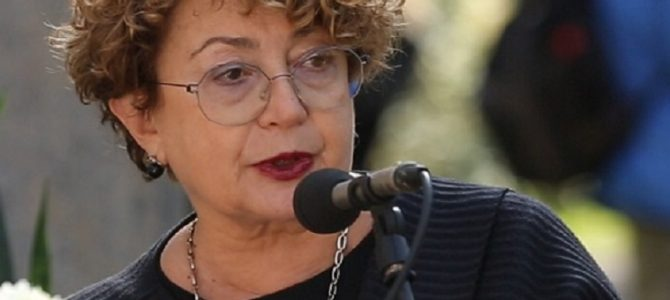 Faina Kukliansky Proposes Special Attention Be Paid to Anti-Semitic Crimes
