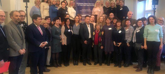 LŽB vyko seminaras mokytojams TOLI ir susitikimas su studentais iš Vokietijos