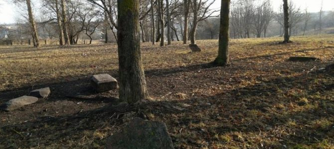 History of the Destruction of the Šiauliai Jewish Cemetery