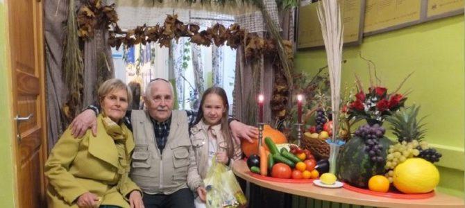 Sukkot – palapinių šventė Panevėžyje