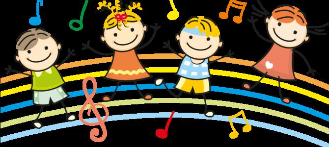 Приглашаем детишек на танцевальную вечеринку с Елизаветой Волынской