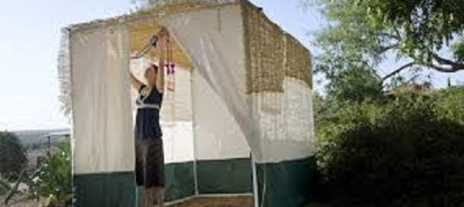 Have a Happy Sukkot with Friends and Family