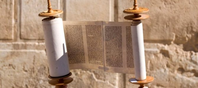 Tora ir 10 Dievo įsakymų – kviečiam į paskaitą