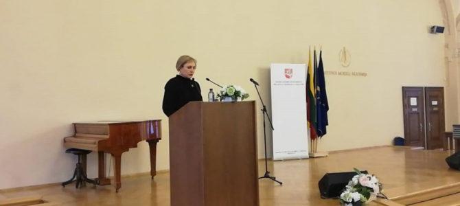 Награды Департамента национальных меньшинств Литвы