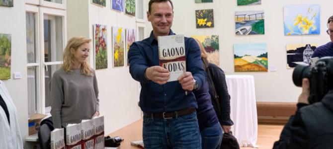 """Knygą pristatęs Rytis Sabas: """"Tai Lietuvos istorija, kurios nežino lietuviai"""""""