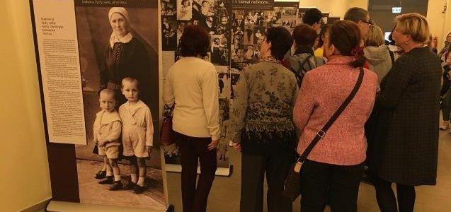 Šiaulių krašto žydų bendruomenės aktyvi veikla lapkričio mėnesį