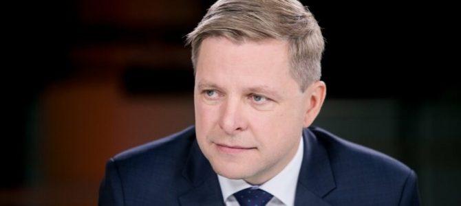 AJC priėmime Vašingtone meras R. Šimašius buvo giriamas už pastangas pateikti tikrąjį naratyvą apie lietuvių kolaboravimą Holokauste