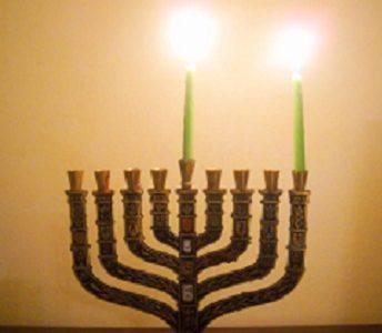 Kvietimas uždegti pirmąją žvakę