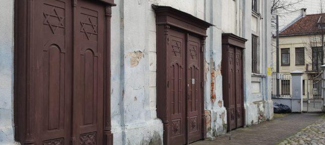 Впервые в Литве создана виртуальная карта культурного наследия евреев Каунаса