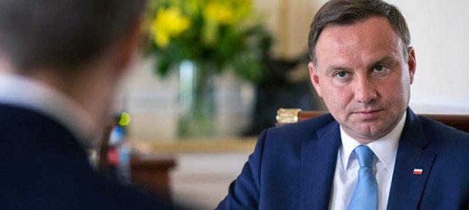 Президент Польши пригрозил бойкотом, если ему не дадут выступить на форуме Холокоста