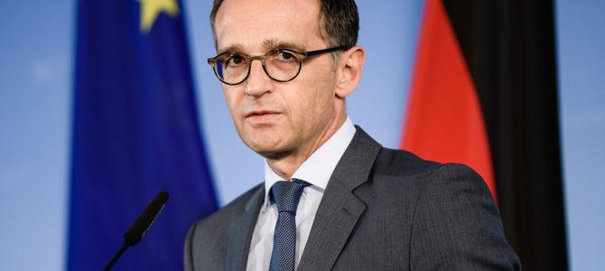 Германия предложила ЕС считать преступлением отрицание Холокоста