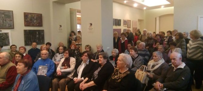 LJC Members Gather to CommemorateInternational Holocaust Day