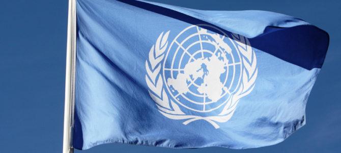 Ukraina pasitraukė iš JT Palestinos teisių komiteto