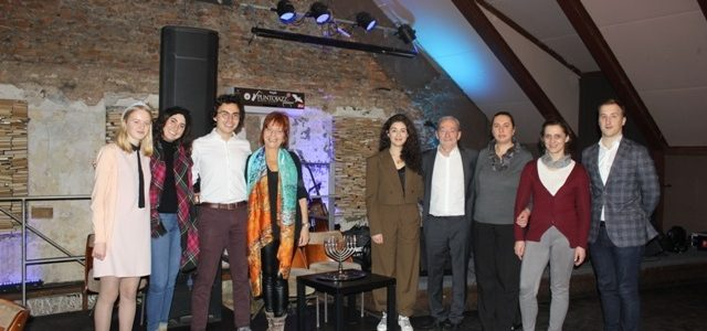 Chanuka Kaune: vaišės, šokiai, šventinė viktorina ir ypatinga viešnia iš Argentinos