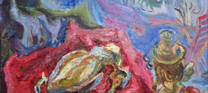 Solomono Teitelbaumo tapybos paroda Dieviško prado paieškos prie Baltijos
