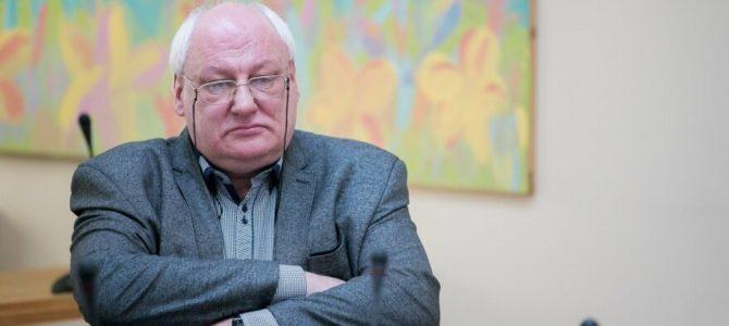 Парламентарий А. Гумуляускас заявил, что журналисты неправильно истолковали его слова