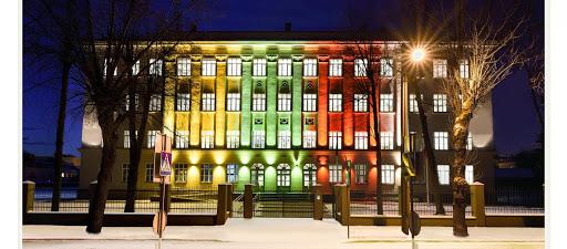 Vilniaus Šolomo Aleichemo ORT gimnazija švenčia Lietuvos nepriklausomybės dieną! Maloniai kviečiame tėvelius prisijungti