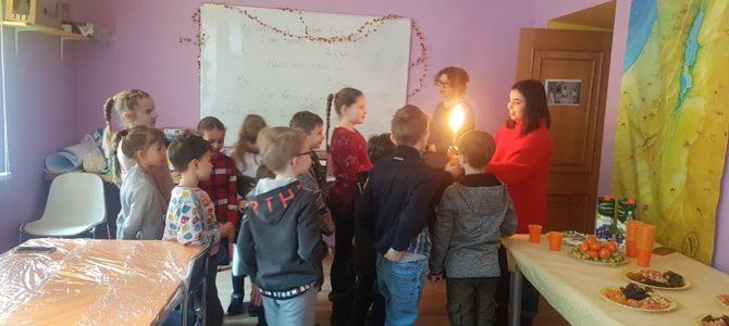 """Ту би-Шват в детском клубе ЕОЛ """"Илан"""""""