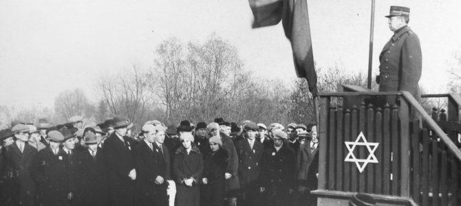 Nepriklausomybės kovose petys į petį šalia lietuvių valstybės laisvę gynė ir žydai.