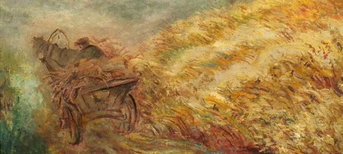 «Штетл. Местечко. Мой разрушенный дом». Выставка картин Иссахара Бера Рыбака в Витебске