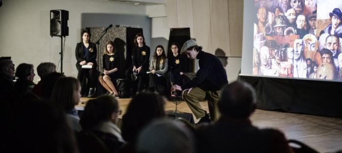 Международный день памяти жертв Холокоста в Центре Толерантности Каунасской художественной гимназии
