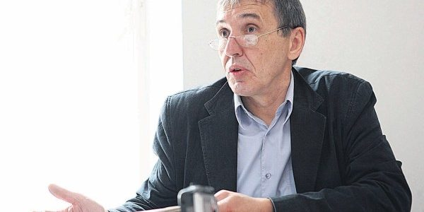 Линас Вильджюнас: стратеги и философы Саюдиса могут заменить «мурз и панк-ов», а это гораздо опаснее.