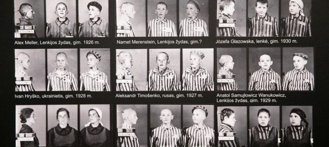 Tolerancijos centre Vilniuje atidaryta  paroda apie Aušvico koncentracijos stovyklos žiaurumą