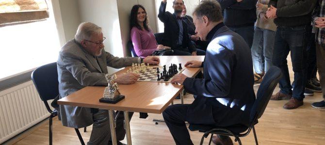Шахматный турнир в ЕОЛ, посвященный 11 марта