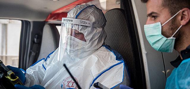 Эпидемиологический анализ о заражениях коронавирусом в Израиле