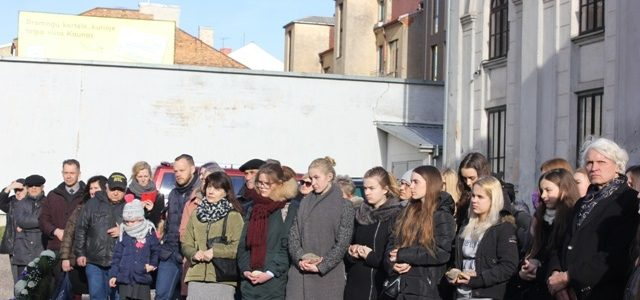 Commemorating the Victims of the Children's Aktion in Kaunas