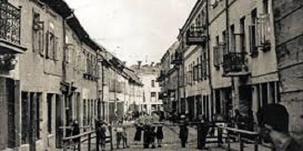 Kančios kupini metai: nuotraukos atskleidžia skaudžią Vilniaus geto istoriją