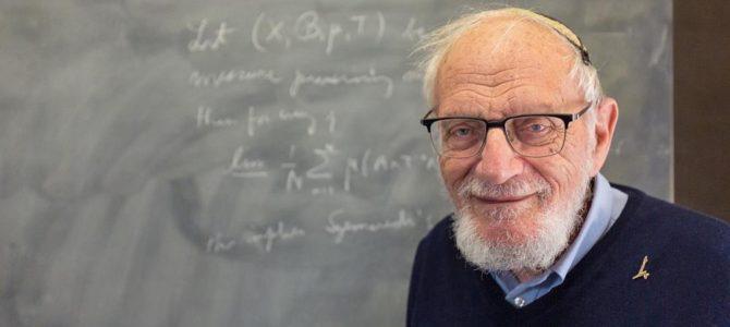 Гилель Фюрстенберг: великий математик и теолог