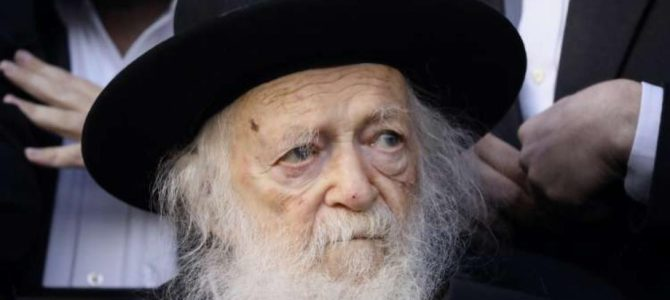 Духовные лидеры иудаизма призвали евреев мира провести 25 марта в посте и молитве