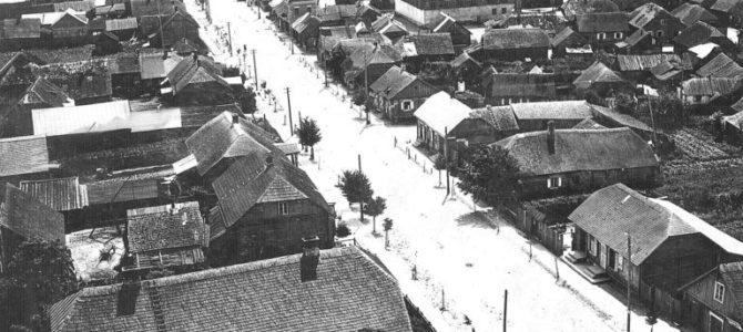 Holokausto aukų atminimo dieną prisimename ir kupiškėnus