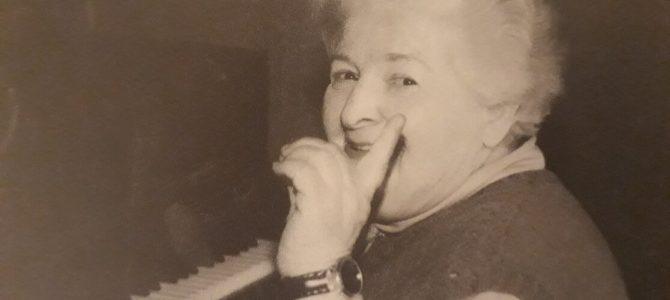 Legendinę fortepijono pedagogę prisimenant: muzika tik prasideda, ji nesibaigia niekada. Olgai Šteinberg – 100