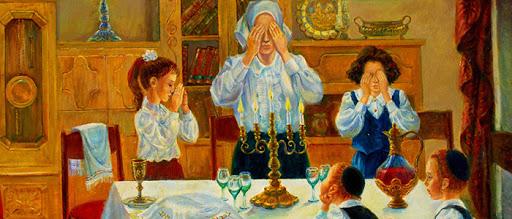 Kviečiame pasitikti Šabatą namuose!