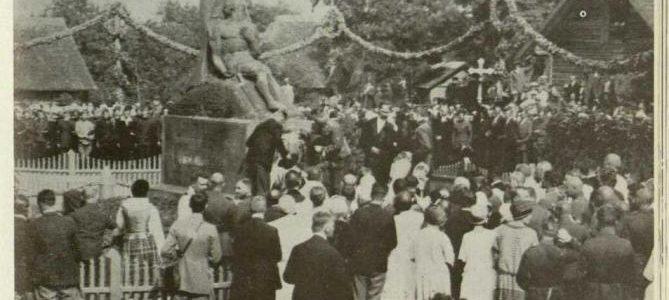 Libai Mednikienei, Nepriklausomybės kovų dalyvei, partizanei gegužės 19d. bus atidengiamas paminklas Širvintose, Nepriklausomybės aikštėje