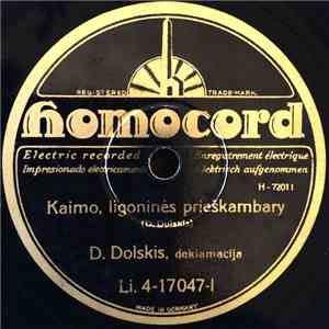 Даниэлюс Дольскис – родоначальник литовской эстрады, развлекавший Каунас